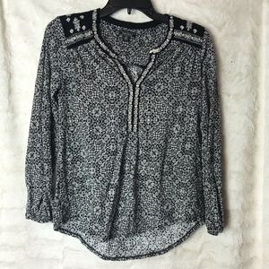 Women's Lucky Brand Boho Top